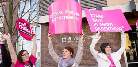 Why Planned Parenthood must stay