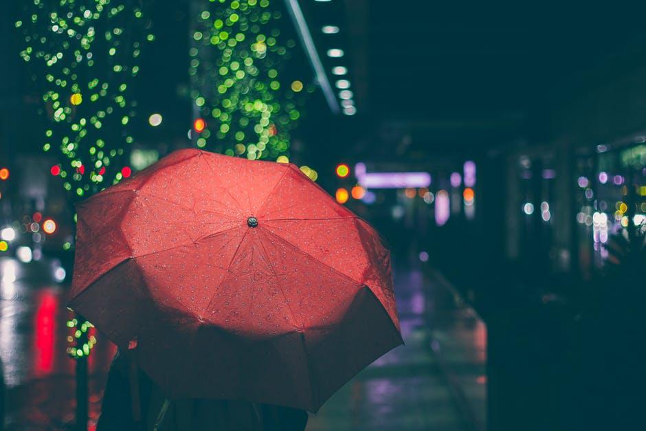 A Rainy Day: a short story