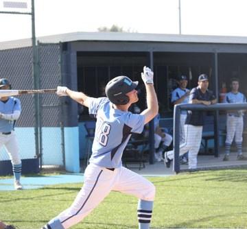 Baseball shuts down Irvine