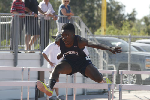 UHS Track sends ten runners to PCL finals