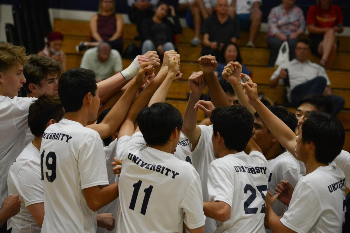 Boys Volleyball qualifies for CIF for first time in eleven years