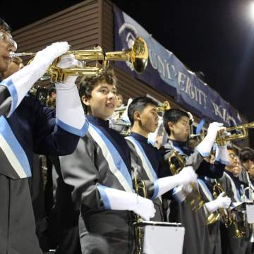 Marching Band gets a new look
