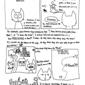 Neuro the Neurotic Cat