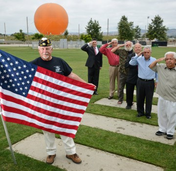 Controversy continues over the Irvine Veterans Cemetery