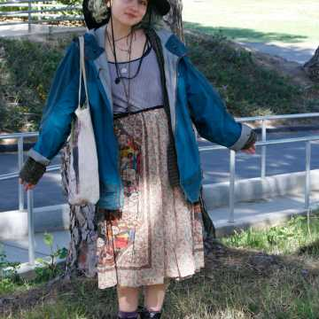 Fashion at UHS 2: The Rise of Thrifting