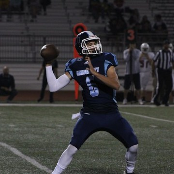 Football ends season with a win