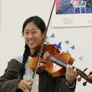 December Artist of the Month: Alexis Kim