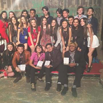 UHS wins big at Orange County Film Festival