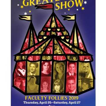 Faculty Follies tickets to be sold Monday