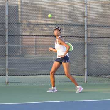 Girls' Tennis Victorious Against West Ranch in CIF Quarterfinals