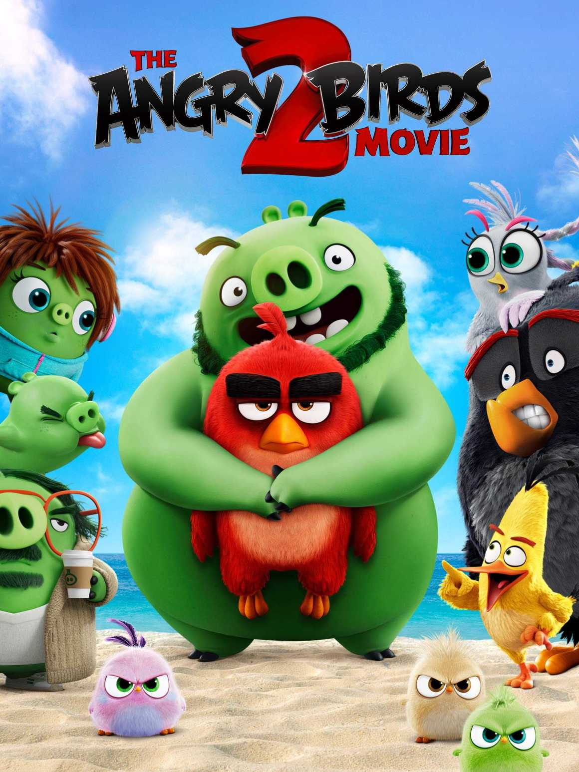 Angry Birds 2: a Movie Review