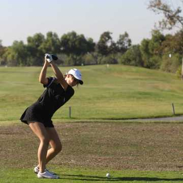 Girls Golf Places Fourth in C.I.F. Sectionals