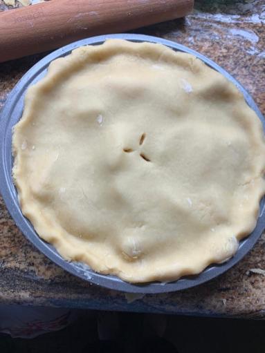 Gordon Ramsey's Apple Pie