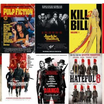 A Comparison of Tarantino Movies