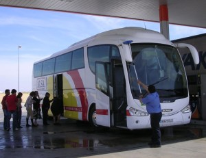 fernbusfahrer