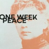Eine Woche Frieden