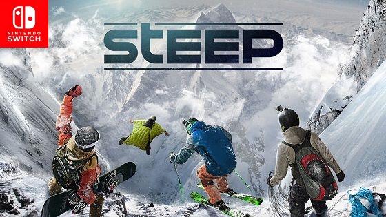 ニンテンドースイッチ版STEEPの開発が中止