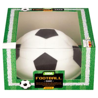 Asda Football Celebration Cake Asda Groceries