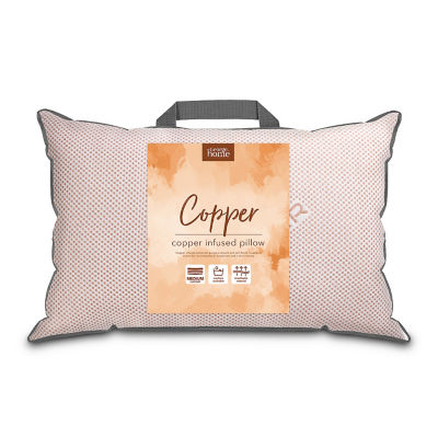 george home copper infused pillow