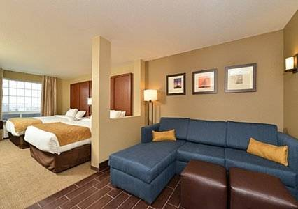 Comfort Suites Minot A 1 Star Rated Hotel In Minot
