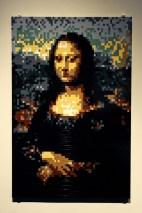 NathanSawaya Mona Lisa