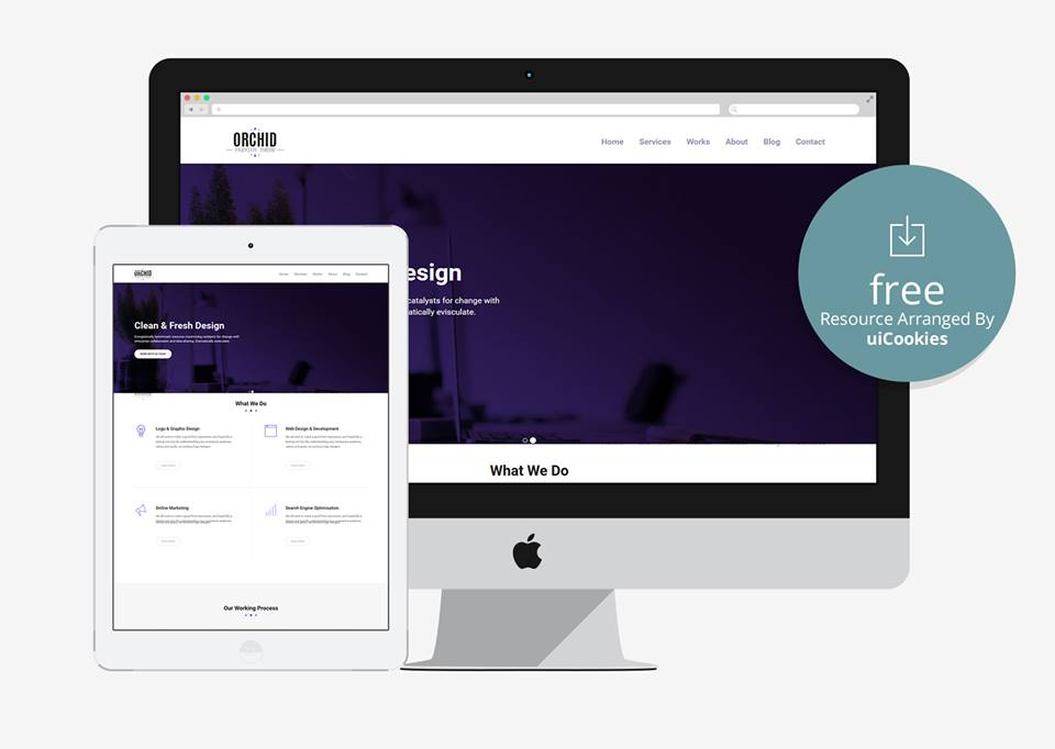 100 best free html5 responsive bootstrap templates corporate responsive website template its beautiful incredibly helpful offers unmatched possibilities to serve your business need comprehensively friedricerecipe Choice Image