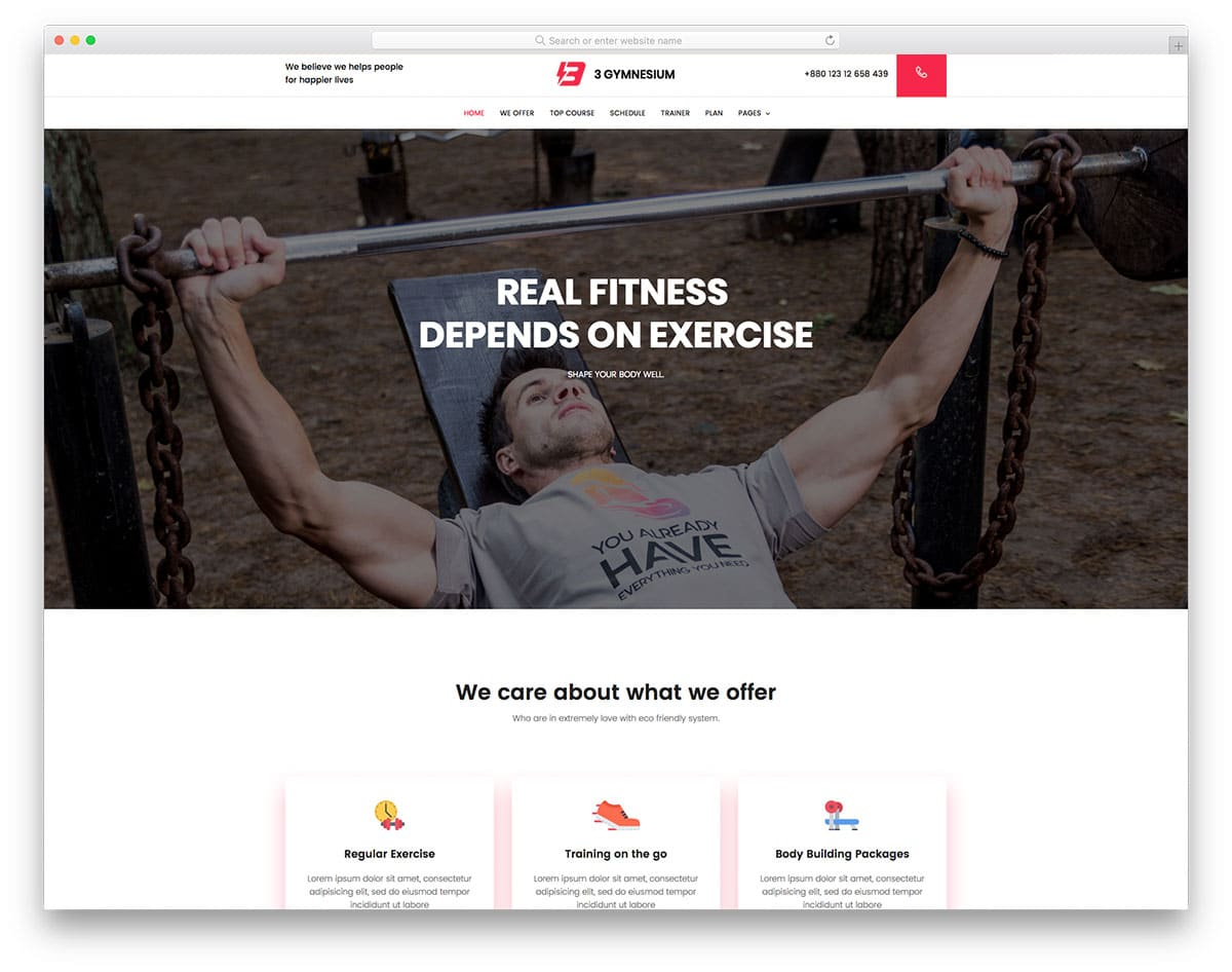 28 Free Hair Salon Website Templates To Properly Groom Your Website