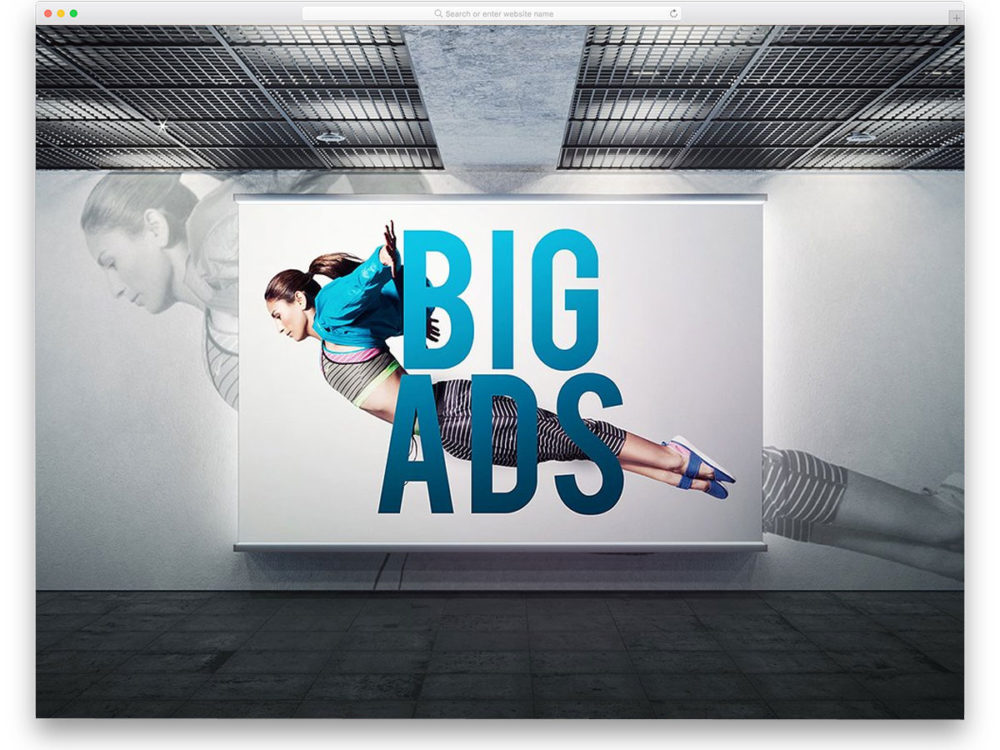 20 billboard mockups to