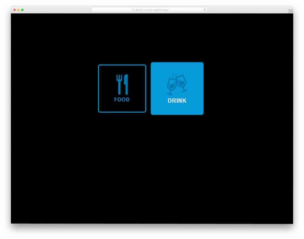 medium resolution of pure css radio button tiles
