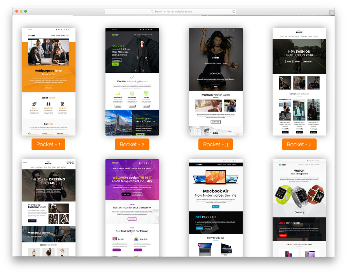 Sendinblue (40+ responsive email templates) · 2. 45 Best Mailchimp Email Templates Used By Top Email Marketers 2021