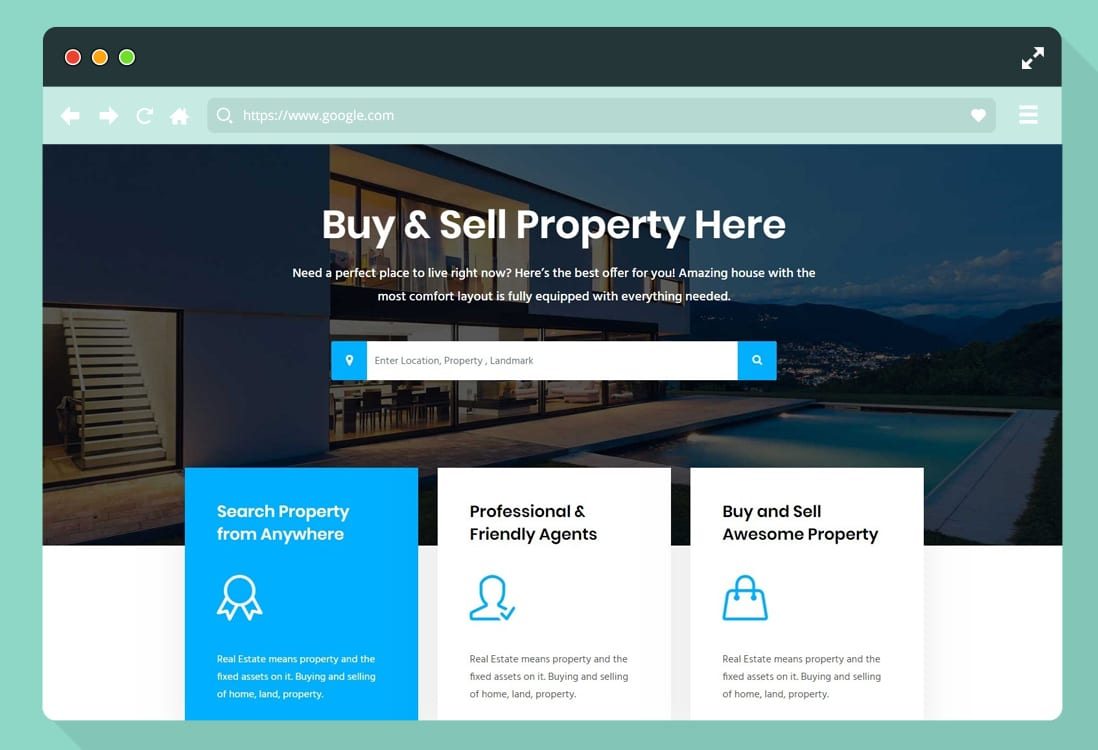 Real estate architecture html template + rtl; 20 Efficient Property Management Website Template Options For 2021