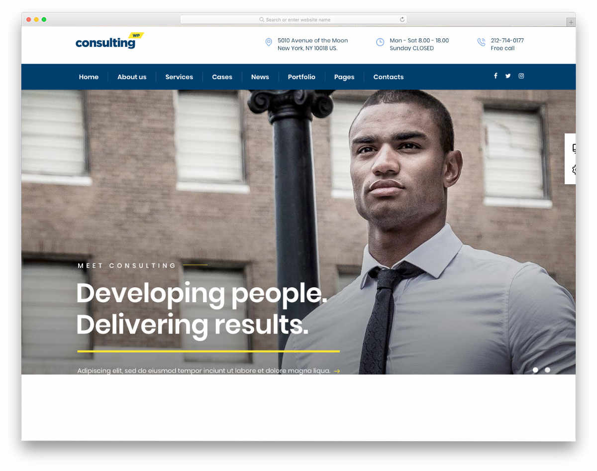 22 Credibility Building Credit Repair Website Templates