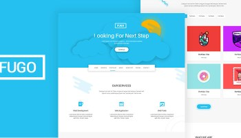 Eventtro Conference Meetup And Event Landing Page Free PSD - Event landing page template free