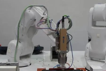 AIoT in Industrial Robot