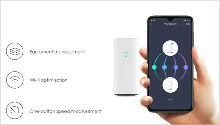 Xiaomi MiWiFi mesh router For 9.99: an awesome mesh router supporting Gigabit Ethernet, Wi-Fi and powerline network