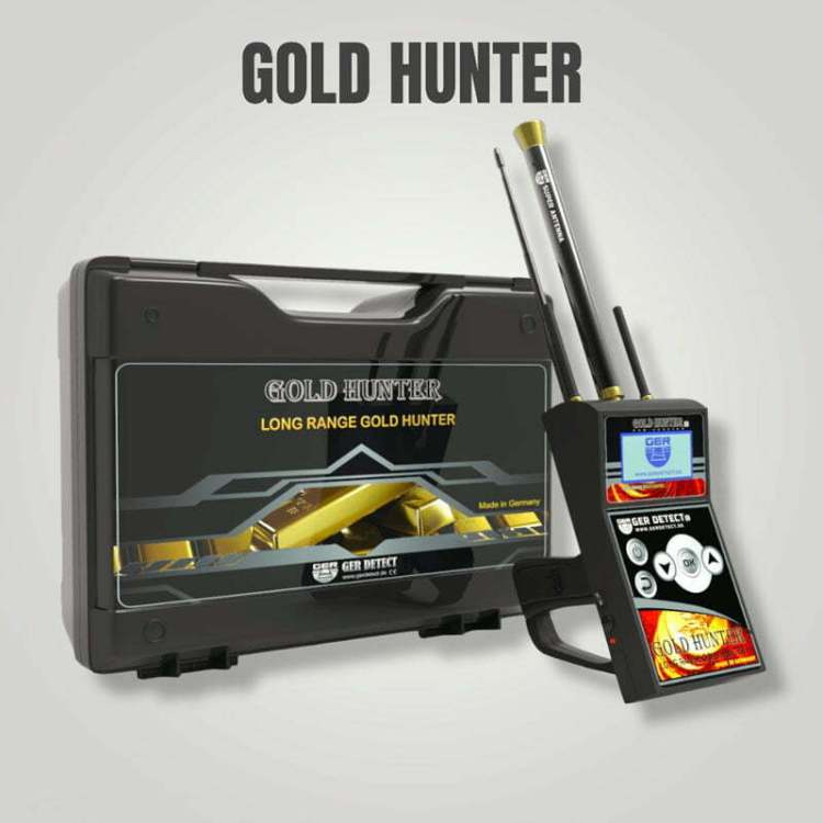 Dispositivo GOLD HUNTER
