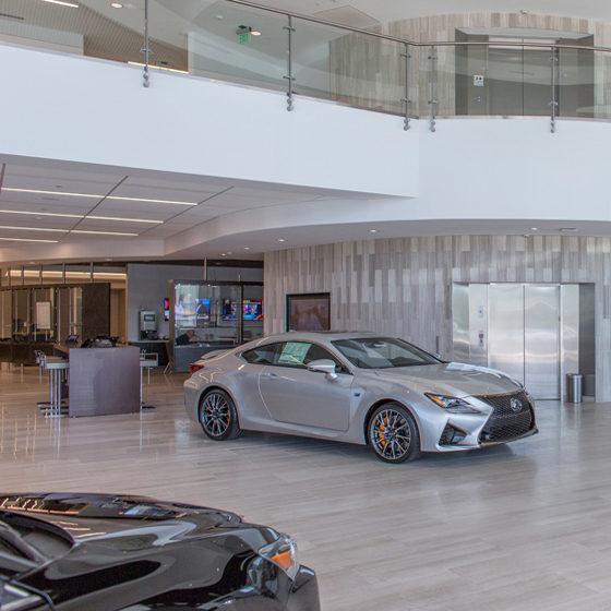 Home / Projects / Automotive / Lexus Of Thousand Oaks