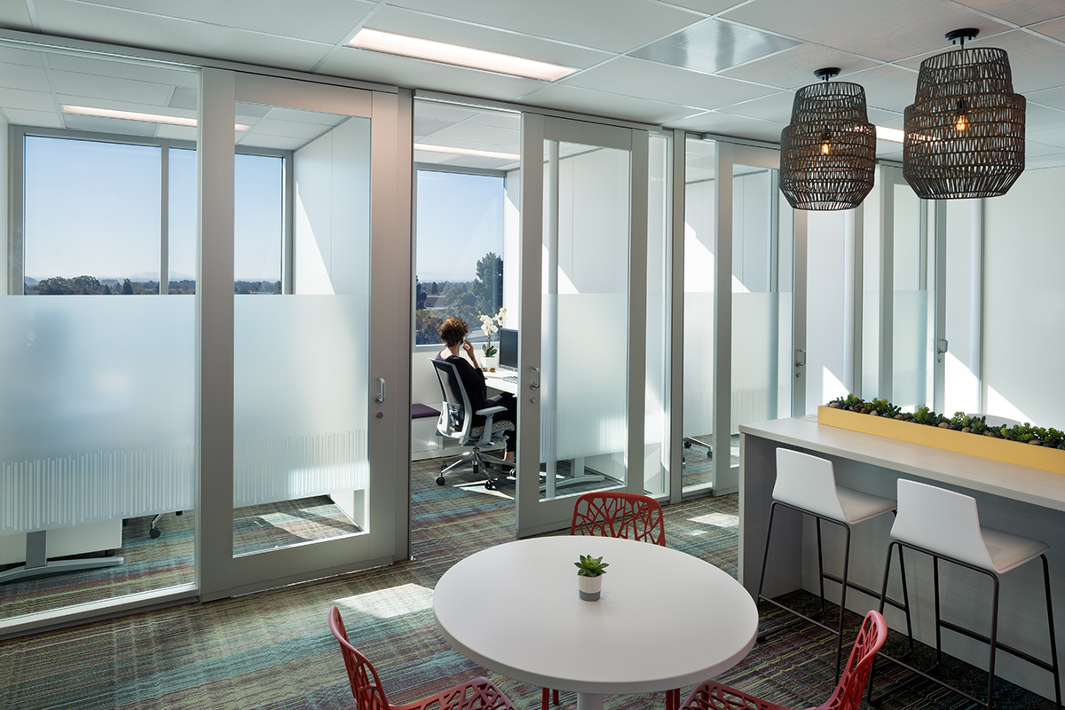 The Market Street Medical Office Building Design Features An Open, Modern  Interior Where, Instead Of A Fixed Welcome Desk, Member Specialists Will  Roam And ...