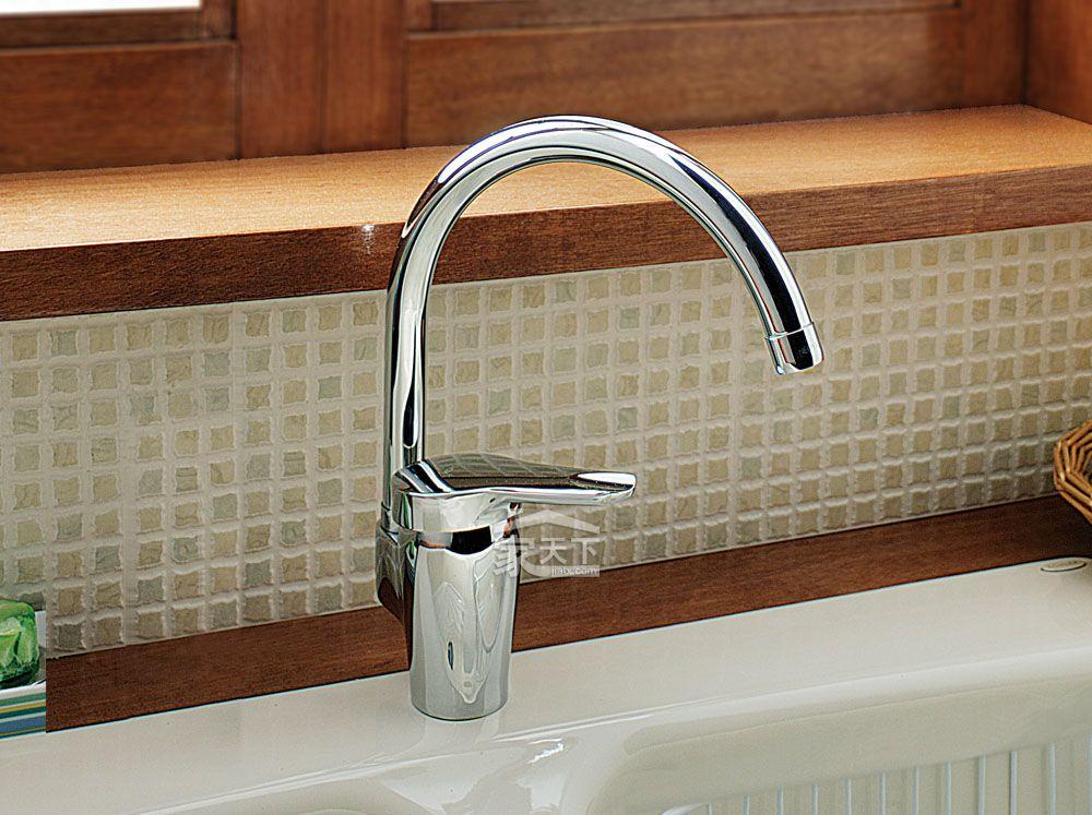 kitchen faucets kohler walls 面盆龙头 科勒凯迪厨盆水槽冷热水厨房龙头k 668t cp 龙头及花洒