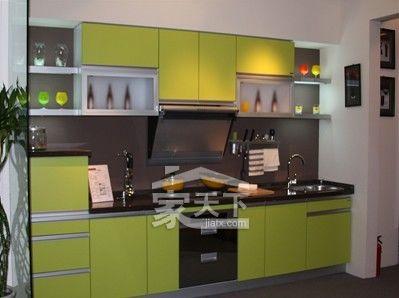 kitchen cabinets modern design naperville 橱柜 百隆橱柜现代风格1 橱柜及配件 搜房家居商城