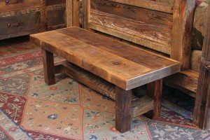 Black Mountain Dressing Bench