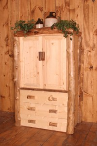 Silver Creek Armoire