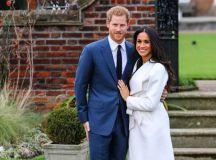 Meghan Markle Asked About Possible Engagement To Prince ...