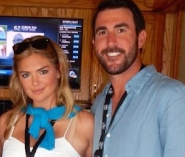 Justin Verlander Kate Uptons Boyfriend Addresses Nude Photo Leak