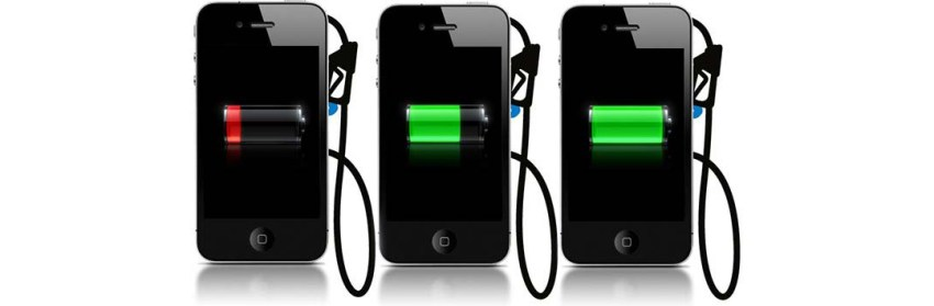 iPhone-charge-gasoline