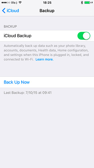 How-to-setup-iCloud-on-iPhone-4