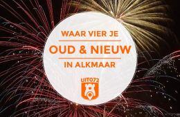 Waar vier je Oud & Nieuw in Alkmaar