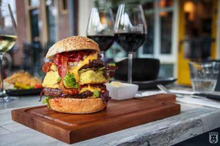Hamburger @ MIJ Alkmaar