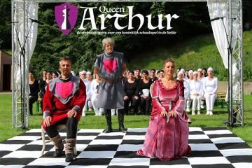 Queen Arthur