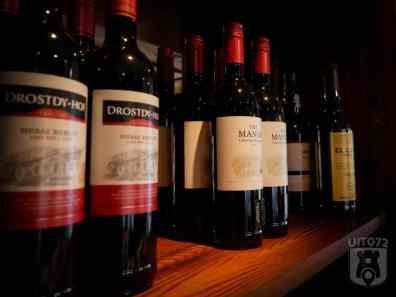 Wijnen bij Café Castel Alkmaar